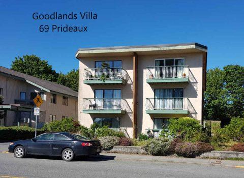 Goodlands Villa - 69 Prideaux St.