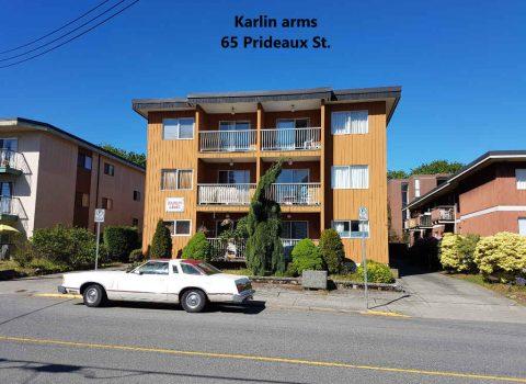 Karlin Arms - 65 Prideaux St.